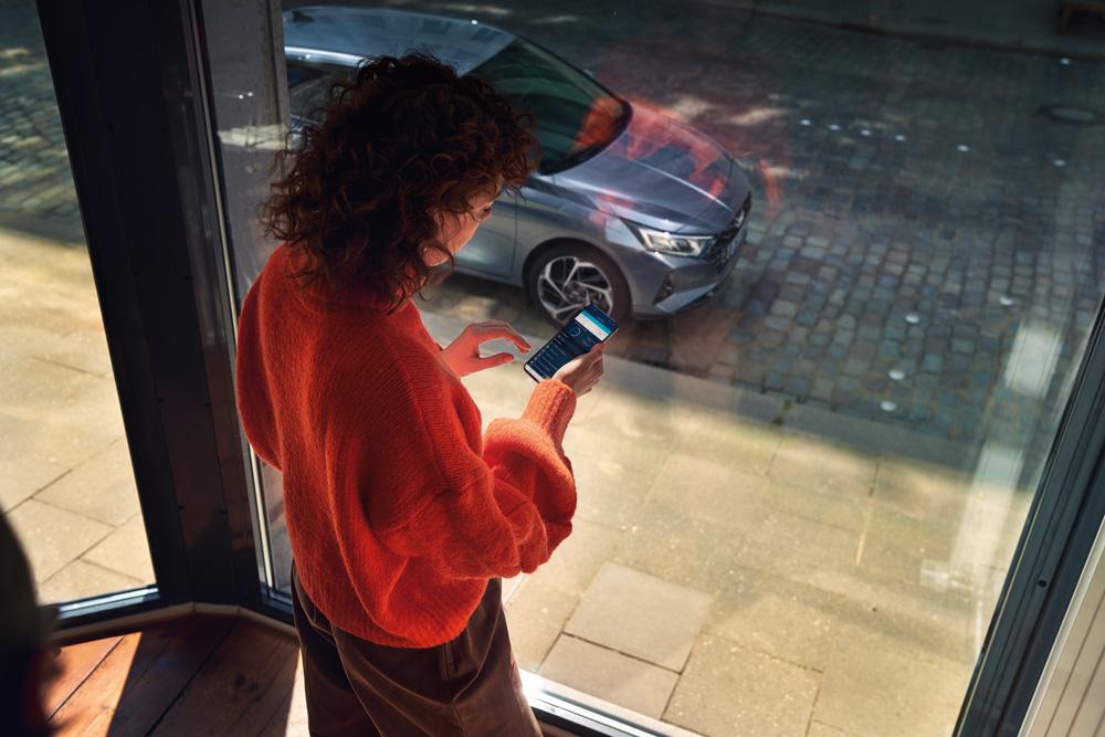 Naujasis Hyundai i20 my21 susiejimas fakto autocentras