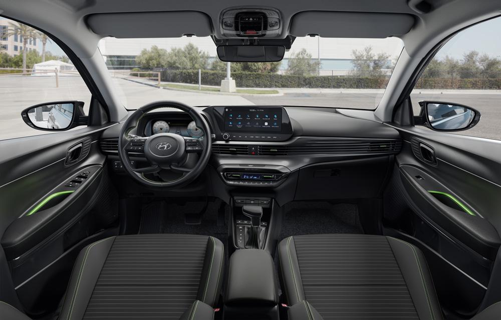 Naujasis Hyundai i20 grožos slypi viduje