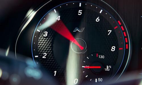 Naujasis i30 Fastback N MY21 sūkių suderinimas