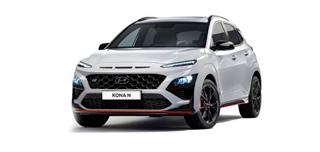 Hyundai N šeima Naujasis KONA N