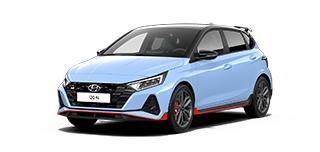 Hyundai N šeima Naujasis i20 N