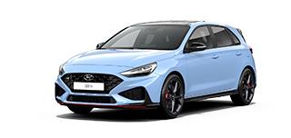 Hyundai N šeima Naujasis i30 N