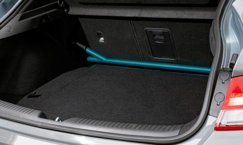 Naujasis Hyundai i30 Fastback N MY21 galinis viršutinis statramstis