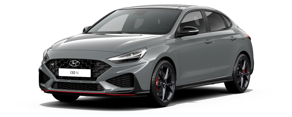 Naujasis Hyundai i30 Fastback N nepamirštamas įspūdis