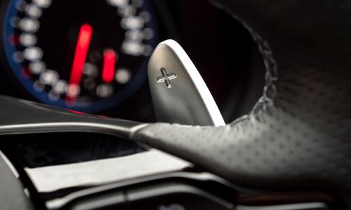Naujasis Hyundai i30 Fastback N MY21 greitas pavarų perjungimas