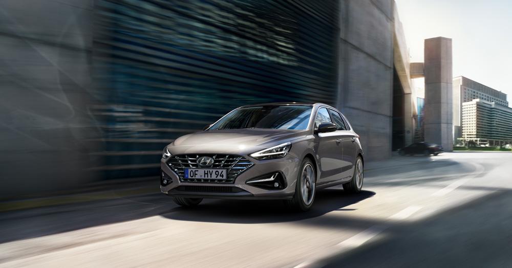 Naujasis Hyundai i30 my21 dinamika efektyvumas ir progresas