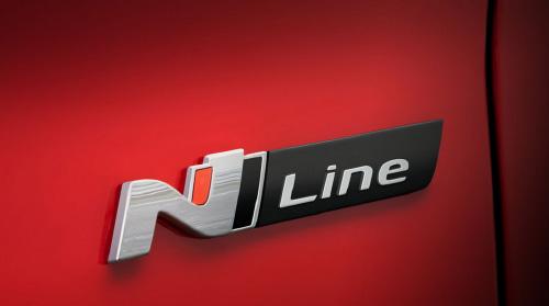 i30 my21 N LINE ženklelis fakto autocentras