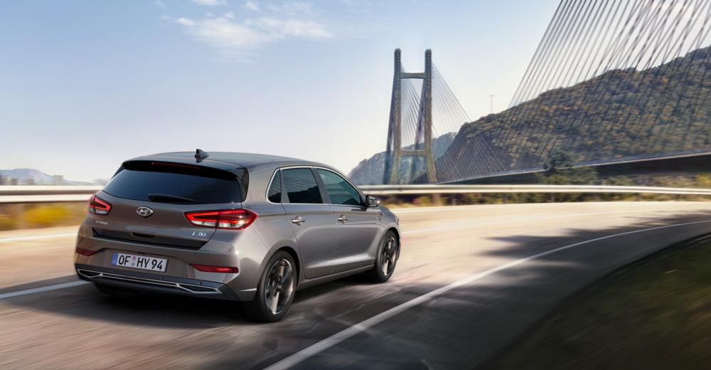 Naujasis Hyundai i30 my21 SmartSense