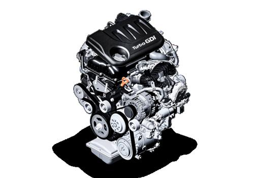 Naujasis Hyundai i30 wagon my21 benziniainiai varikliai