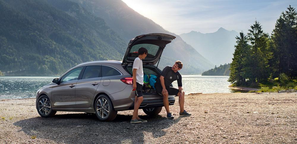Naujasis i30 wagon my21 išorė fakto autocentras