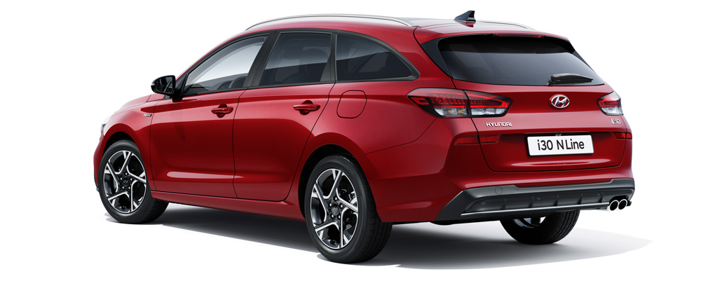 Naujasis i30 wagon N LINE sportinškumas ir energija fakto autocentras