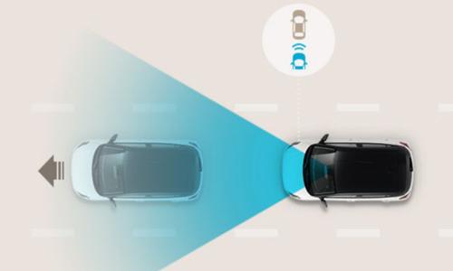 Naujasis Hyundai i30 wagon my21 įspėjimas dėl pajudėjimo