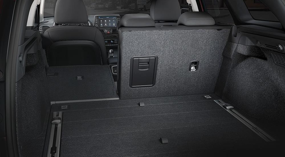 Hyundai i30 wagon my21 itin didele bagazo erdve