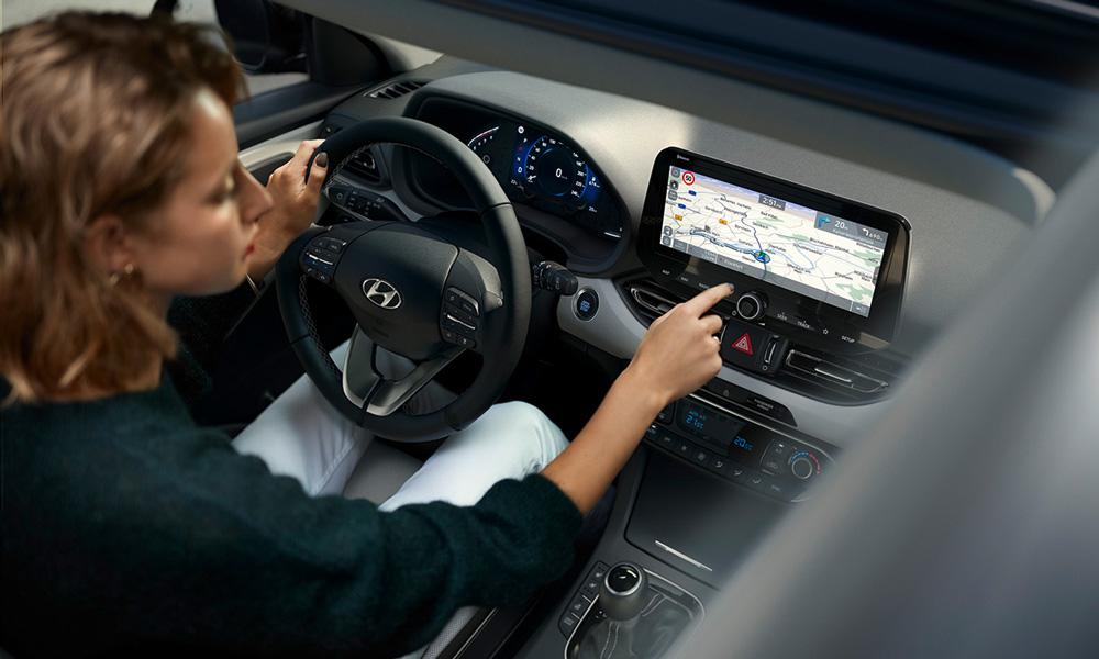 Hyundai i30 wagon my21 praktiškas komfortas