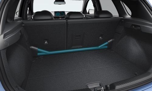 Naujasis Hyundai i30N galinis viršutinis statramstis