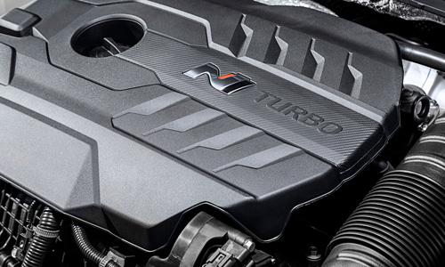 Naujasis Hyundai i30N MY21 T-GDI variklis