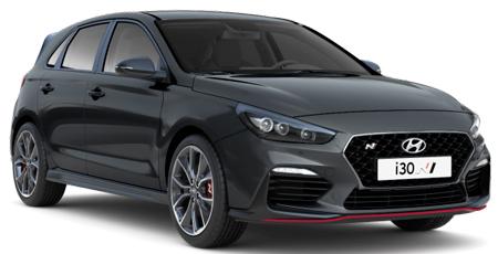 Hyundai i30 N metalic dažai
