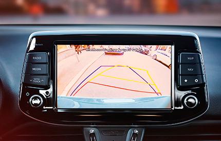 Hyundai i30 N navigacija