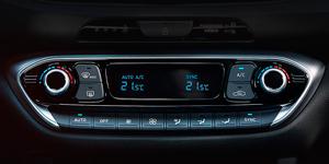 Hyundai i30 N klimato kontrolė