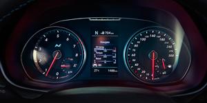 Hyundai i30 N N prietaisų skydelis