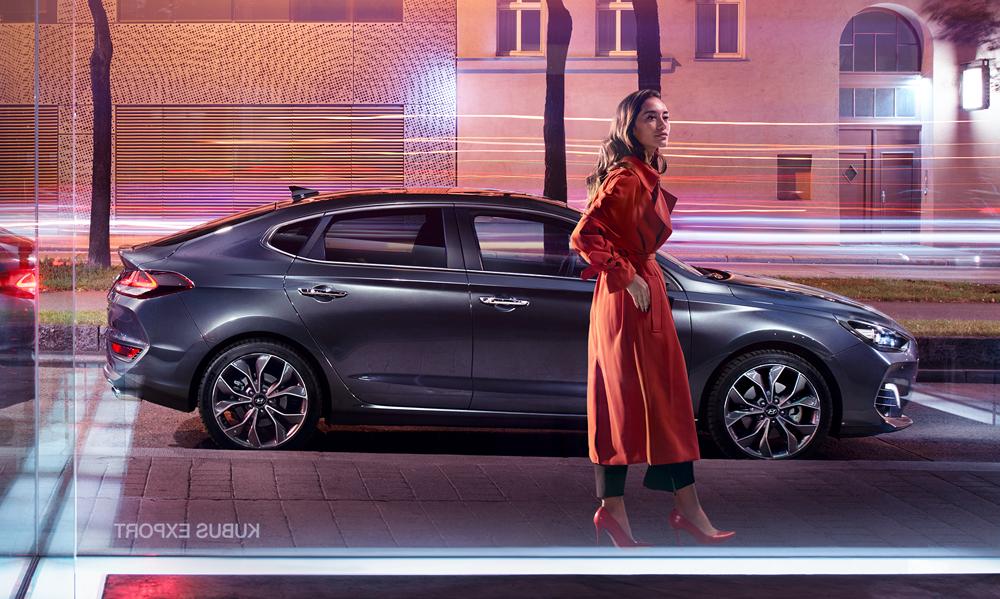 Hyundai i30 Fastback  išorė