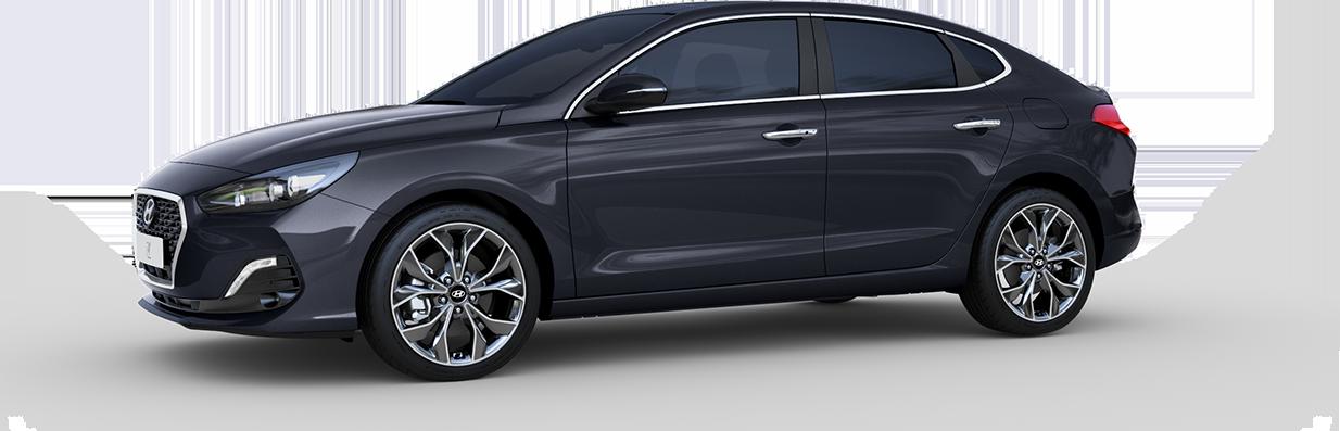 Hyundai i30 Fastback dizainas