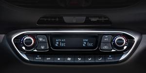 Hyundai i30 Fastback  klimato kontrolė