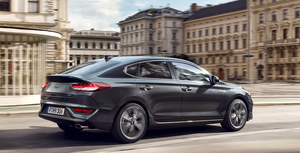 Hyundai i30 Fastback performance