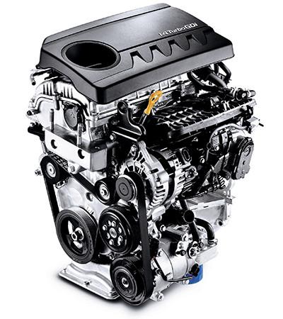 Hyundai N Line variklis