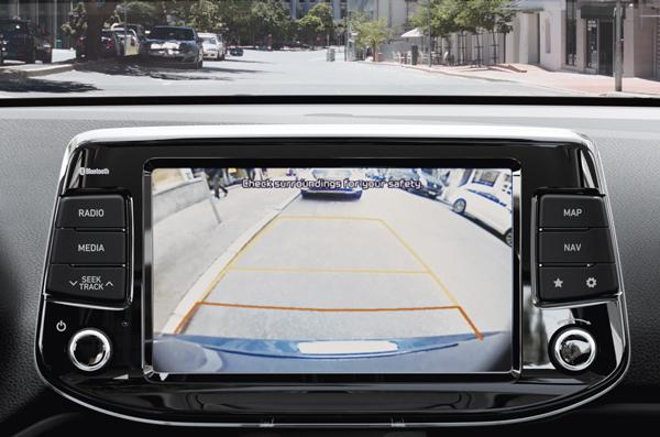 Hyundai N Line ekranas