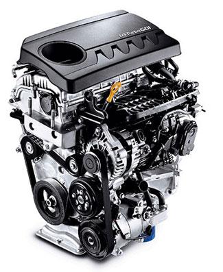 Hyundai i30 wagon universalas  1,4 T-GDI variklis