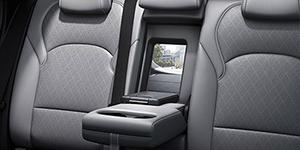 Hyundai i30 wagon universalas centrinis porankis su slidžių anga