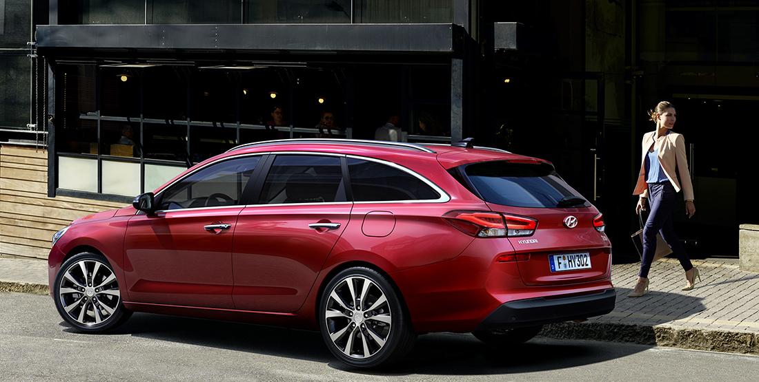 Hyundai i30 wagon universalas  galia