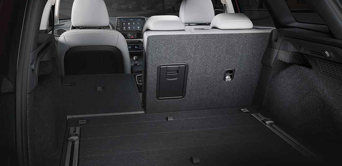 Hyundai i30 wagon universalas  bagažinė