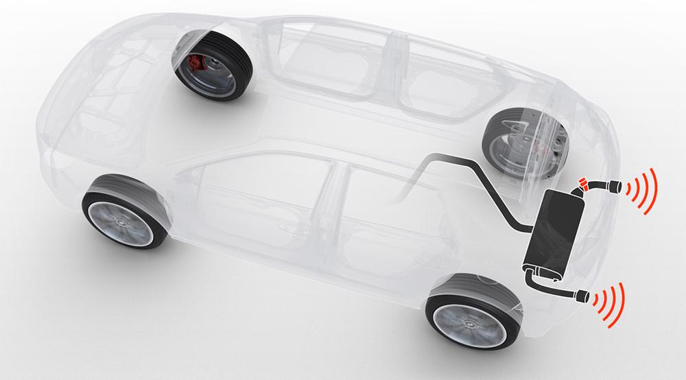 Hyundai i30 Fastback N garsas