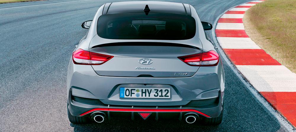 Hyundai i30 Fastback N fakto auto