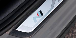 Hyundai i30 Fastback N slenkstis