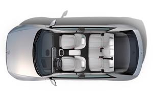 Naujasis Hyundai IONIQ 5 išmani erdvė
