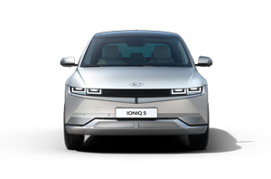 Naujasis Hyundai IONIQ 5 elektrifikuojantis dizainas