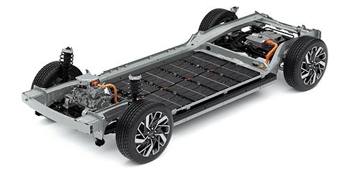 Hyundai IONIQ 5 800 voltų technologija
