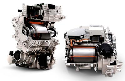 Naujasis Hyundai IONIQ 5 Dvigubas elektrinis variklis