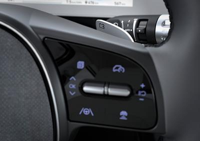 Hyundai IONIQ 5 Reguliuojamas rekuperacinis stabdymas