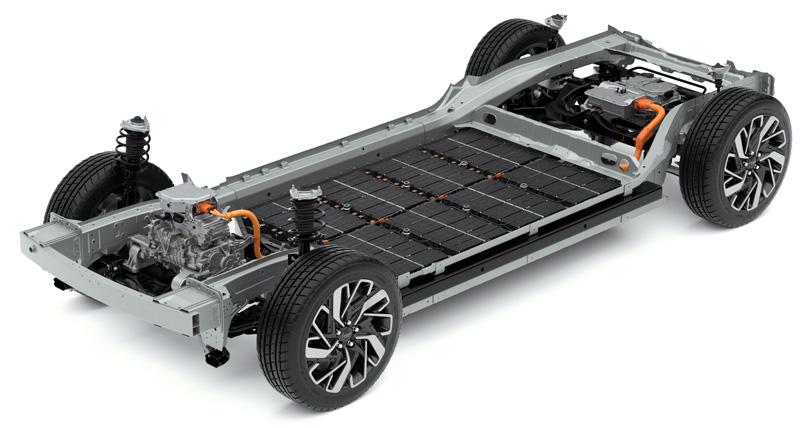 Naujasis Hyundai IONIQ 5 sukurtas saugumui