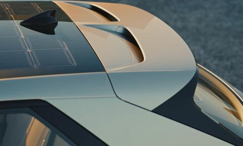 Naujasis Hyundai IONIQ 5 aerodinaminis aptakas
