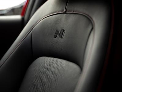 Hyundai KONA N LINE MY21 N Line sėdynės