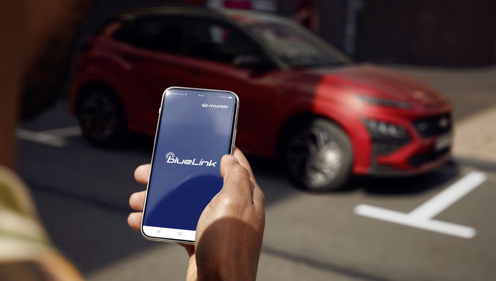 Naujasis Hyundai KONA MY21 Susiejimas Fakto autocentras