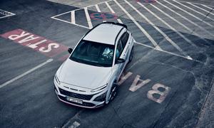 Hyundai KONA N MY21 padūkęs visureigis