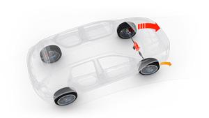 Naujasis HyundaiKONA N MY21 posūkio diferencialas