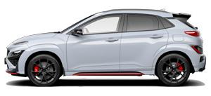 Naujasis Hyundai KONA N MY21 6šonas