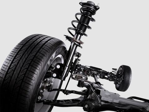 Naujasis Hyundai Santa Fe MY21 dinamika našuma didinanti pakaba